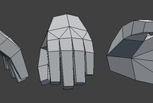 Lowpoly&Topology