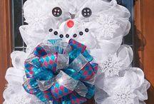 Christmas crafts!!