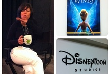 Press & Blog Events / Bringing you behind the scenes with me to press events! #Disney #Dreamworks