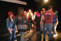 Laboratorio di Teatro / Al Progetto E-Vai! l'Educazione gioca il ruolo principale… http://www.maestridistrada.net