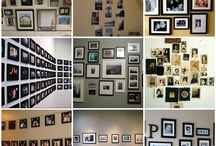 Photo Walls / by Brenda Armstrong