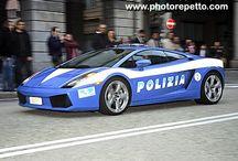 Police Super Cars / Police Super Cars, Auto della Polizia da tutto il mondo