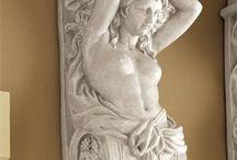 esculturas/cariatides