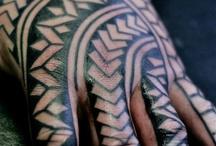 Tattoo nas mãos