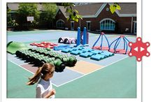 Playgrounds / Play Solutions designed for fun, learning and adventure.