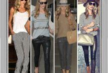 *Rosie Style* / Rosie Huntington-Whiteley's Style / by Stephanie Stein