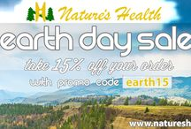 Promos / Nature's Health Promotions