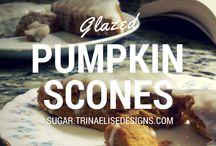 Seasonal Baking   Fall / The autumn air brings an inexplainable urge for baking. Pumpkin pie, apple crisp, homemade bread, caramel apples - all fall classics we can't imagine life without.