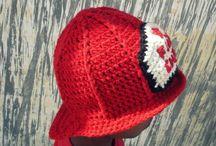 Crochet ( hats - boys ) / by Kaslyn Taylor