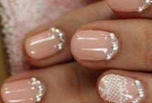 Bridal Nails & Make-up / by CrownRing Weddings