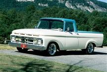 1962 Ford Unibody
