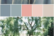 Colour Palettes / Colour palette inspiration for all things wedding.