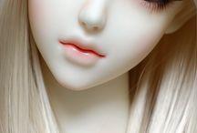 muñecas de porcelana góticas y demás