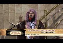 stories of the prophets by mufti menk