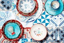 Tischdeko / Für Patricia gibt es kein festliches Essen ohne eine ordentliche Tischdeko. Hier sammelt sie ihre Inspirationen.