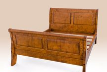 Sleigh Beds / Interesting Sleigh Beds for the master bedroom. Beds for a antique setting.