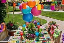 Tropical Luao Summer Party / by Kathleen White