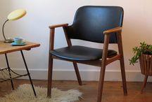 Deco Vintage / Sélection de mobilier et objets du XXe siècle avec une préférence pour les années 50, 60 et 70.