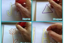 Kids crafts / Simple things for kids
