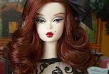 Stunning Barbie dolls