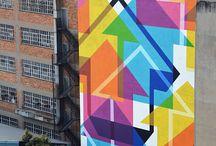 World of Urban Art : ABOVE