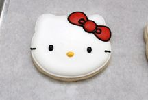 Party ideas  ( hello Kitty )