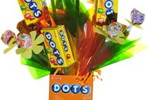"Sweet Sendings ""Bouquets"" / Candy Bouquets"