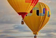 Lovely Hot Air Balloons