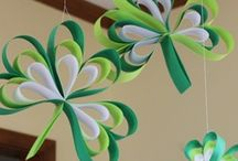 Kids Crafts St. Patrick's Day
