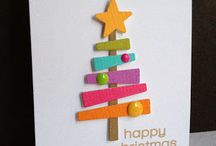 Kort / Lage julekort, bursdagskort osv