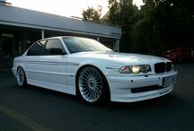 Stanced BMW