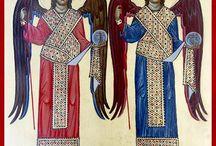 ikony archanioł Michał / archangel Michael icons