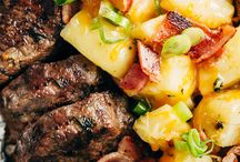 Steak Recipes / steak dinner