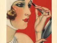 Vintage Makeup Advertising