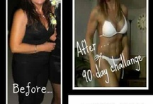 Before and After Photo's / Body Transformations