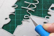 Papír cutting