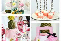 Summer party ideas