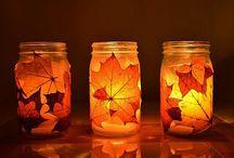 Jesenna vyzdoba