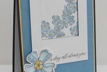 Birthday Blossoms SU! / by Linda Santy