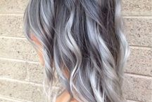 hairstyles / hair colour