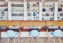 bares y restaurantees