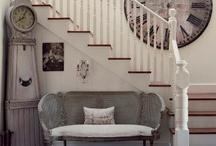 ~ H a l l w a y & S t a i r c a s e ~ / Inspiration for hallways & stairs