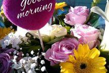 Jó reggelt...