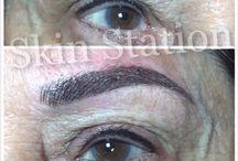 Permanent Eye Liner make up