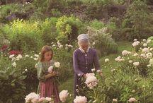 Tasha Tudor Garden