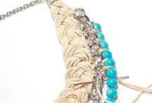cord & chain jewelery
