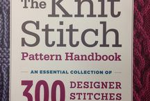 knit stitch books