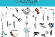Feather Body Jewellery / 0