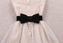 Party dresses :-)