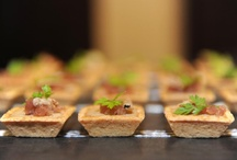 Corporate Canapes & Fine Dining / Catering to impress your boss and prevent your colleagues from getting too drunk and ruining the sophisticated and professional  event you have organised.